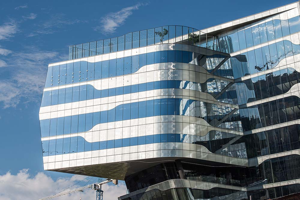 SASOL NEW HEAD OFFICE SANDTON